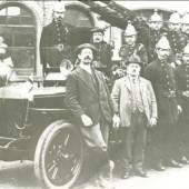 Cwm Fire Brigade, c. 1916