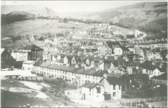 View of Cwm c1920