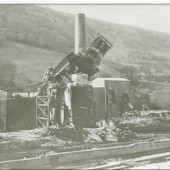 The demolition of Marine Colliery