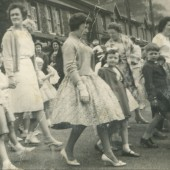 Baptists' Whitsun Walk, 1961