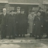Opening of Cwm OAPs' Hall