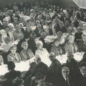 Cwm OAPs Christmas Party, 1970