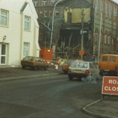 Collapse of Cwm Institute