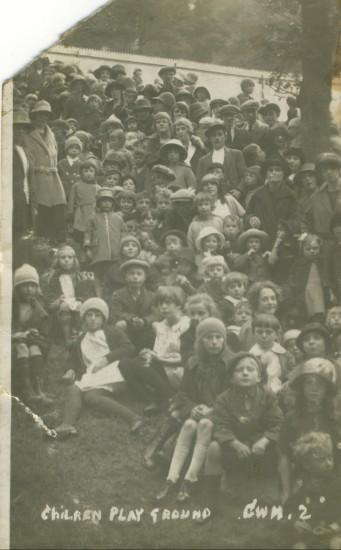 Children's Playground, 1925 or 1926