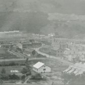 Cwm with Presbyterian Vestry in foreground