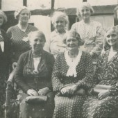 Methodist Ladies, 1930s