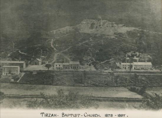 Tirzah Baptist Chapel ,Cwm,1880