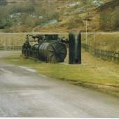 Cornish pump engine at Marine Colliery site.