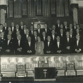 Cwm Male Voice Choir at Tirzah Baptist Chapel