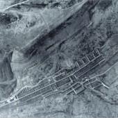 Cwm, Aerial View