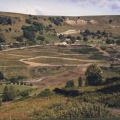 Garden Festival Wales site landscaping.