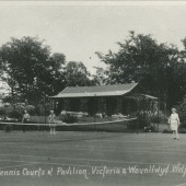 Victoria and Waunlwyd Welfare Grounds