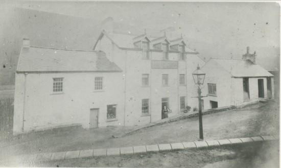 Castle Hotel, Cwm