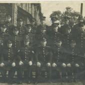 Cwm Constabulary 1939 to 1945