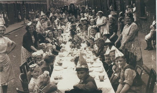King Street, 1951 Party