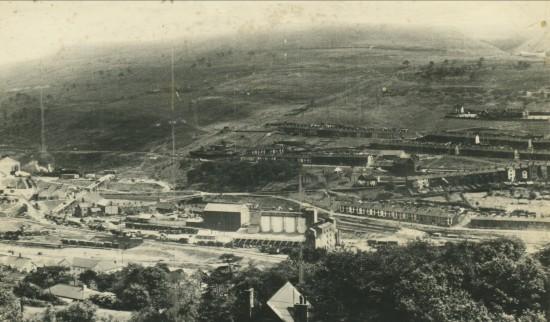 General View of Waunlwyd