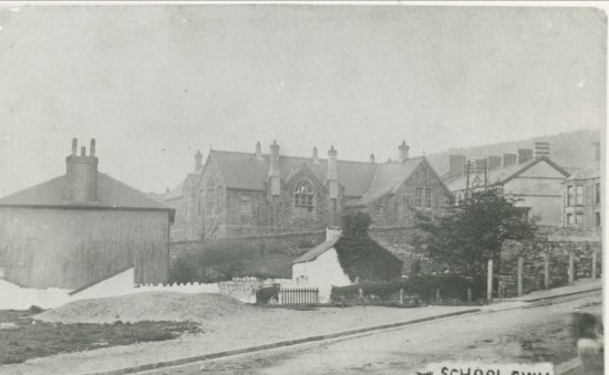 Cwmrhydderch School