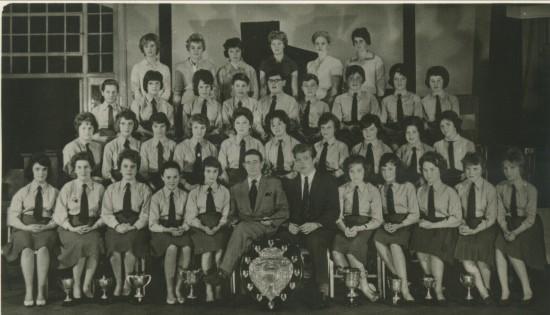 Dyffryn School Choir