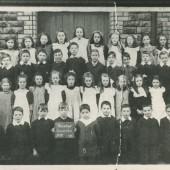 Waunlwyd Council School,Standard1V