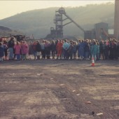 Demolition of the Marine Colliery