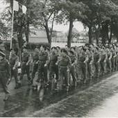 Z Training Parade
