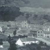 Mill Terrace amd Mill Farm, c. 1900