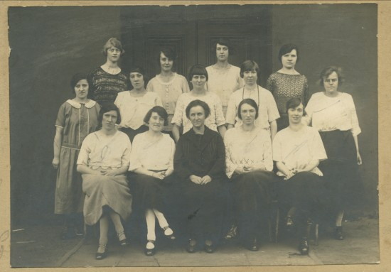 Caersalem Ladies Sunday School Class