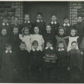 Waunlwyd Council School,Standard V