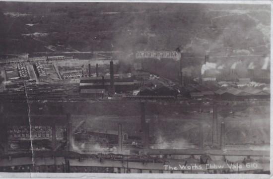 Old Ebbw Vale Steelworks