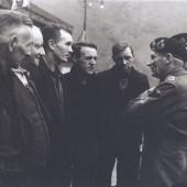 Visit of Viscount Montgomery