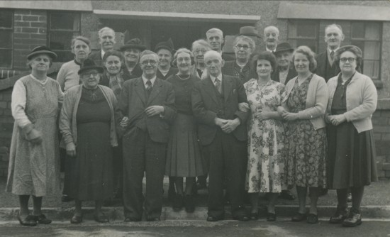 Cwm Pensioners Committee
