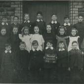 Waunlwyd Council School  Standard V 1911
