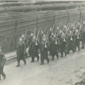 Cwm Home Guard World War 2