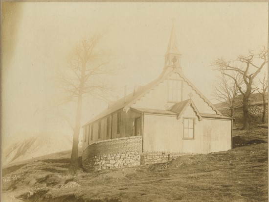 St.Matthews Church,Tyllwyn.