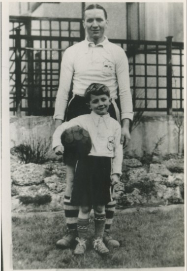 Eugene and David O'Callaghan.