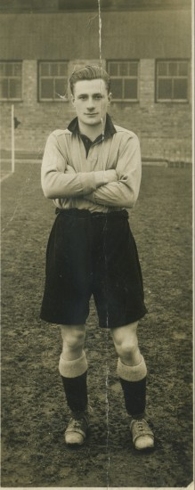Cuthbert Phillips of Victoria,Wales Football International,1931 to 1935,played for Wolverhampton Wanderers.