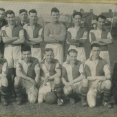 Cwm Welfare Football Team