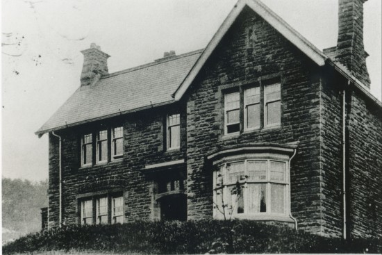 The Vicarage,Cwm