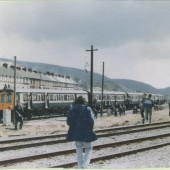Monmouthshire Railway Society Special at Victoria.