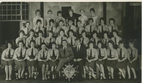 Cwm Dyffryn School Choir