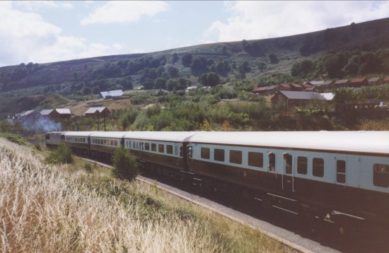 Pete Waterman Rail Special,Davies the Ocean.