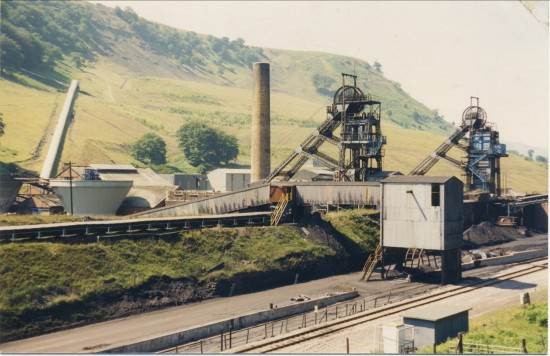 Cwm Marine Colliery