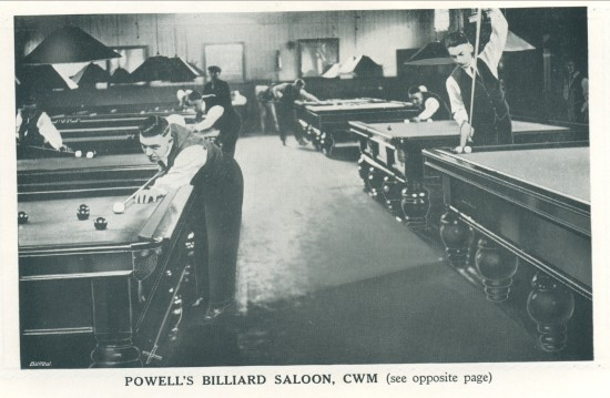 Powell's Billiard Saloon 2