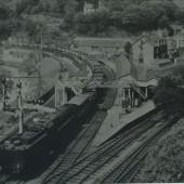 Aberbeeg Station
