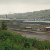 South End of Ebbw Vale Steelworks