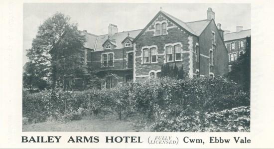 The Bailey Arms Public House