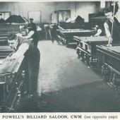 Powell's Billiards Saloon