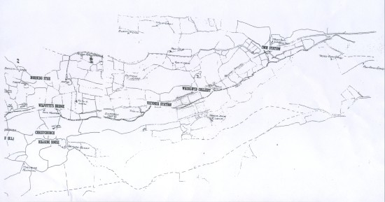 Map Of The Old Farms