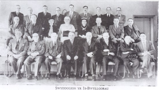 Royal National Eisteddfod Of Wales held at Ebbw Vale 4 to 8 August 1958.