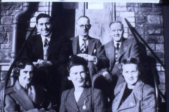 Waunlwyd School Staff